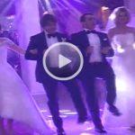 Foto: Dan Bălan a cântat aseară la nunta a doi fraţi din Chişinău, care s-au căsătorit în aceeaşi zi!