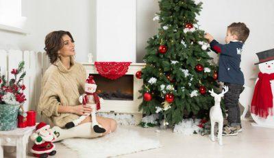 Cum va petrece familia Verei Terentiev sărbătorile de iarnă!