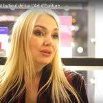 Foto: Gabriela Ciubară a lansat buticul de lux L'Art d'Ecriture