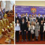 Foto: Vezi cine sunt elevii moldoveni premiați cu medalii la olimpiadele internaționale de anul acesta