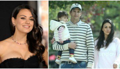 Mila Kunis a născut un băiețel!