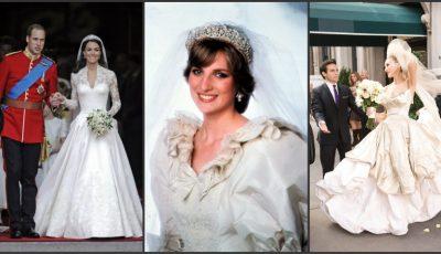 10 rochii de mireasă, care au intrat în istorie