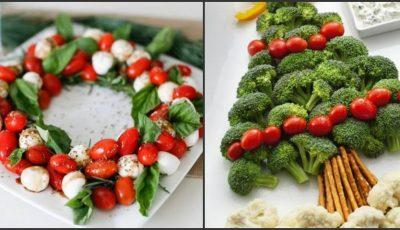 2 rețete de salate fitness pentru masa de Revelion