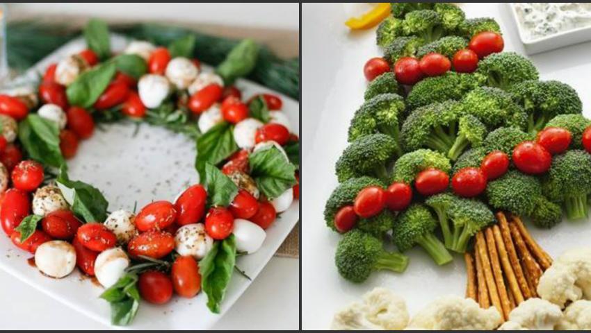 Foto: 2 rețete de salate fitness pentru masa de Revelion