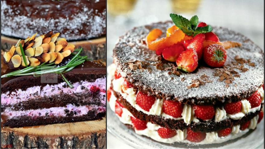 Foto: 4 rețete inedite de tort pentru Revelion