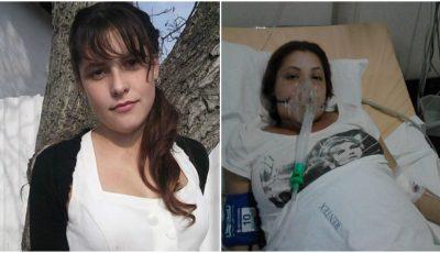 O tânără grav bolnavă are nevoie de ajutorul nostru! Iată cum poți face donații