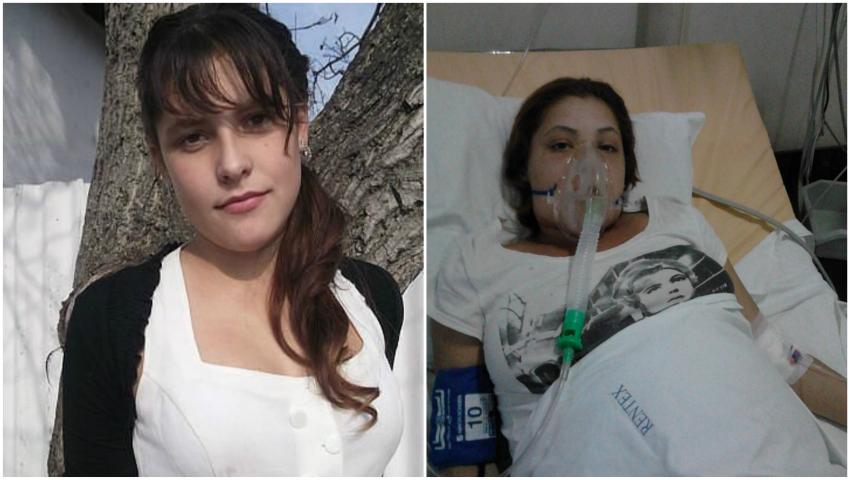 Foto: O tânără grav bolnavă are nevoie de ajutorul nostru! Iată cum poți face donații