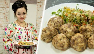 Pârjoale dietetice pentru masa de Revelion, de la Lenuța Gheorghiță