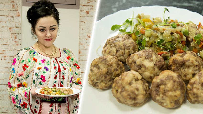 Foto: Pârjoale dietetice pentru masa de Revelion, de la Lenuța Gheorghiță