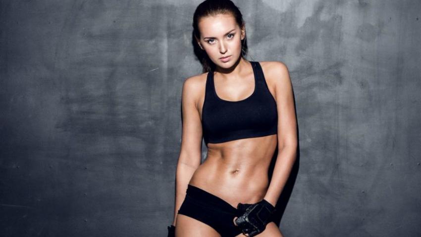 Foto: Program de exerciţii pentru un abdomen plat în 30 de zile!