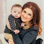 Foto: Lenuța Burghilă a devenit bunică pentru a doua oară!