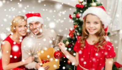 7 idei frumoase pe care să le faci cu micuțul tău de Revelion!