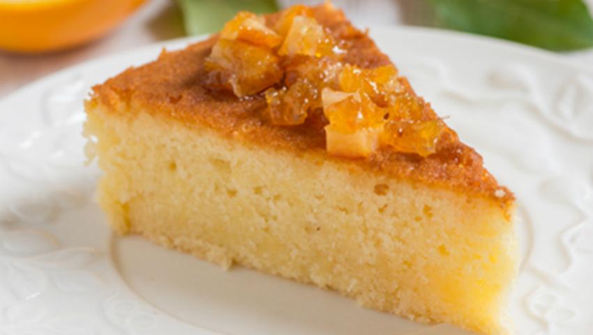 Foto: Chec cu portocale sau lămâie