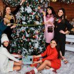 """Foto: În decembrie se numără kilogramele în minus! Fetele de la """"Deșteptarea"""", într-o ședință foto minunată"""