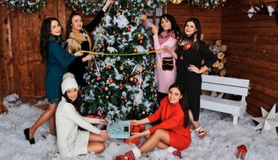 """În decembrie se numără kilogramele în minus! Fetele de la """"Deșteptarea"""", într-o ședință foto minunată"""