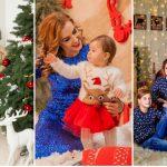 """Foto: Vedetele autohtone, în ședințe foto """"calde"""" de Crăciun!"""