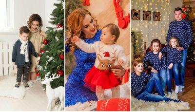 """Vedetele autohtone, în ședințe foto """"calde"""" de Crăciun!"""