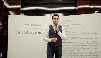 """Vitali Cipileaga lansează """"În umbra pașilor tăi"""", un roman psihologic despre pierderi, secrete și căutări"""
