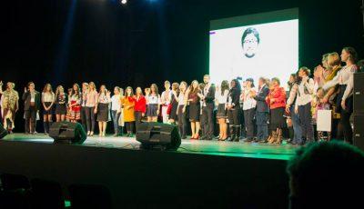 Voluntarii din Moldova au fost premiați!