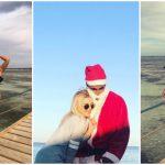 Foto: Daniela Jenunchi a sărbătorit Crăciunul în ţările calde! Află ce destinație a ales prezentatoarea TV