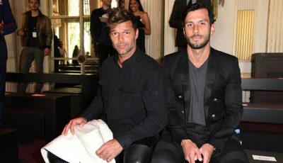 Tatăl lui Ricky Martin a suferit un atac cerebral