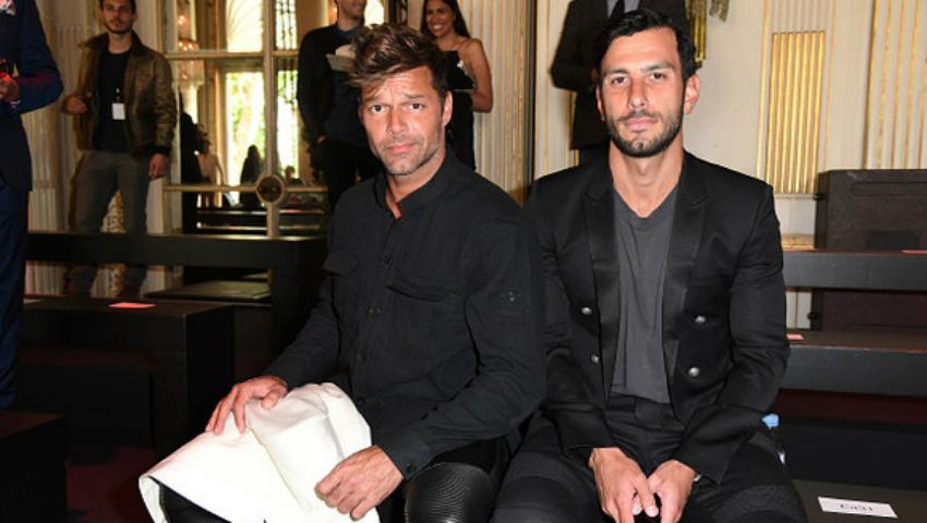 Foto: Tatăl lui Ricky Martin a suferit un atac cerebral