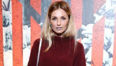 Sasha Savelyeva a venit la premiera unul film fără fustă