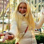 Foto: Ludmila Bălan petrece sfârșitul de an la New York. Vezi cum se distrează!
