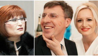Soția lui Mihai Ghimpu vorbește despre divorțul lui Dorin Chirtoacă cu Anișoara Loghin!