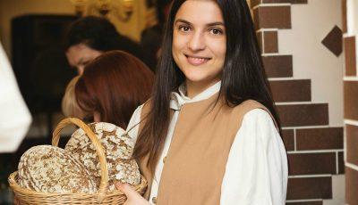 Natalia Matiescu, femeia care îți pune pe tavă alternativa sănătoasă a pâinii din magazine