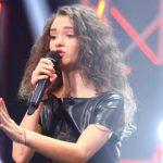 Foto: Ce cadou a primit Olga Verbițchi, tânăra din Chișinău care i-a uimit pe jurații de la X Factor