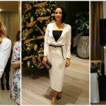 Foto: Tatiana Heghea și Andreea Marin în rochii identice