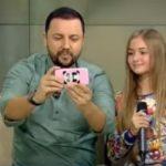 Foto: Iuliana Beregoi a ajuns la emisiunea lui Măruță!