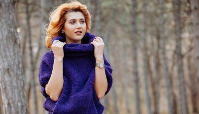 """Daniela Caraiman: """"Cumpăr haine ce transmit un mesaj, o poveste, nu pun accent pe etichetă"""""""
