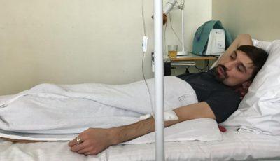 Dima Bilan e grav bolnav. A fost spitalizat de urgență!
