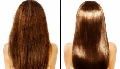 Mască pentru un păr mai puternic și mai strălucitor!