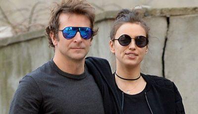 Irina Shayk s-a logodit cu Bradley Cooper. Iată cum arată inelul