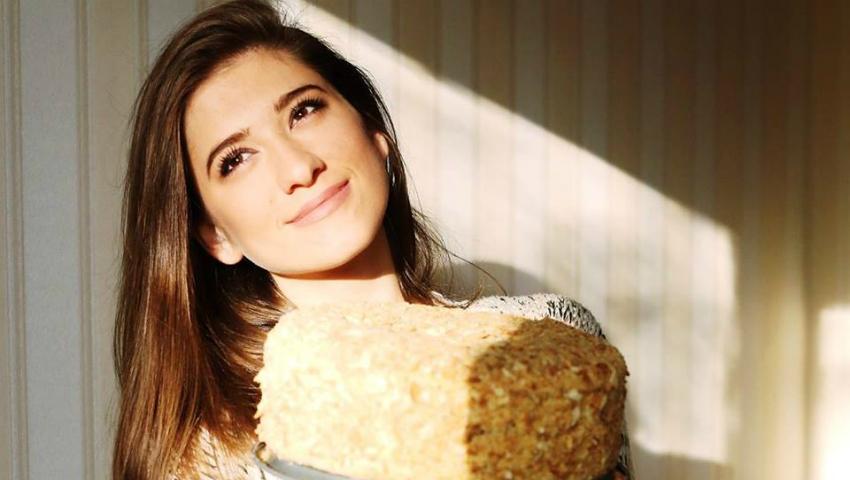 "Foto: Valeria Țurcan: ""Îmi doresc un show culinar propriu"""