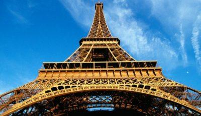Apartamentul secret din vârful Turnului Eiffel. Iată cui aparține