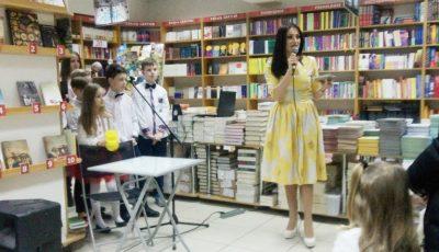 """Stela Popa a lansat cartea-poveste """"Sofia-Păpădia"""""""