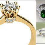 Foto: Detalii care trebuie să le știi despre inelele de logodnă