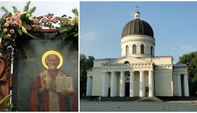 """Icoana și Moaștele Sfântului Ierarh Nicolae vor fi aduse din Italia, la Catedrala mitropolitană """"Naşterea Domnului"""" din Chişinău"""