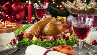 Salamul și cognacul sunt cele mai calorice alimente, pe masa de Revelion!