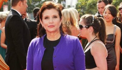 A murit actrița Carrie Fisher!