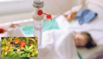 O fetiţă a murit, iar sora ei se află în comă la spital, după ce au mâncat fructe ce credeau că sunt afine