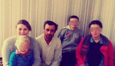 Soarta tristă a unei familii din Râșcani! O mamă tânără luptă cu cancerul pentru a-și putea crește cei patru copii