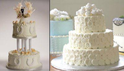 Cum a evoluat tortul de nuntă în ultimii 100 de ani