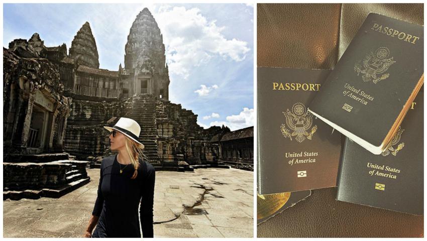 Foto: Are 27 de ani, însă vrea să devină prima femeie care a vizitat toate țările lumii