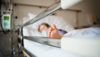 Intoxicație la o grădiniță din Capitală! Cinci copii au ajuns la spital