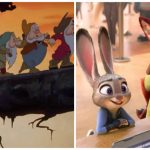 Foto: Video impresionant! Evoluția desenelor Disney de-a lungul ultimilor 70 de ani